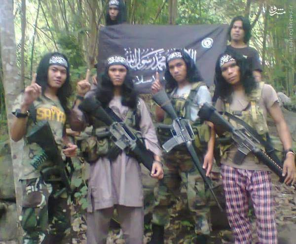 عکس/ تارزانهای داعشی