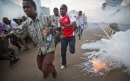 کنیا و هائیتی: مقاتله مردم و پلیس در معرکه بحران سیاسی + تصاویر