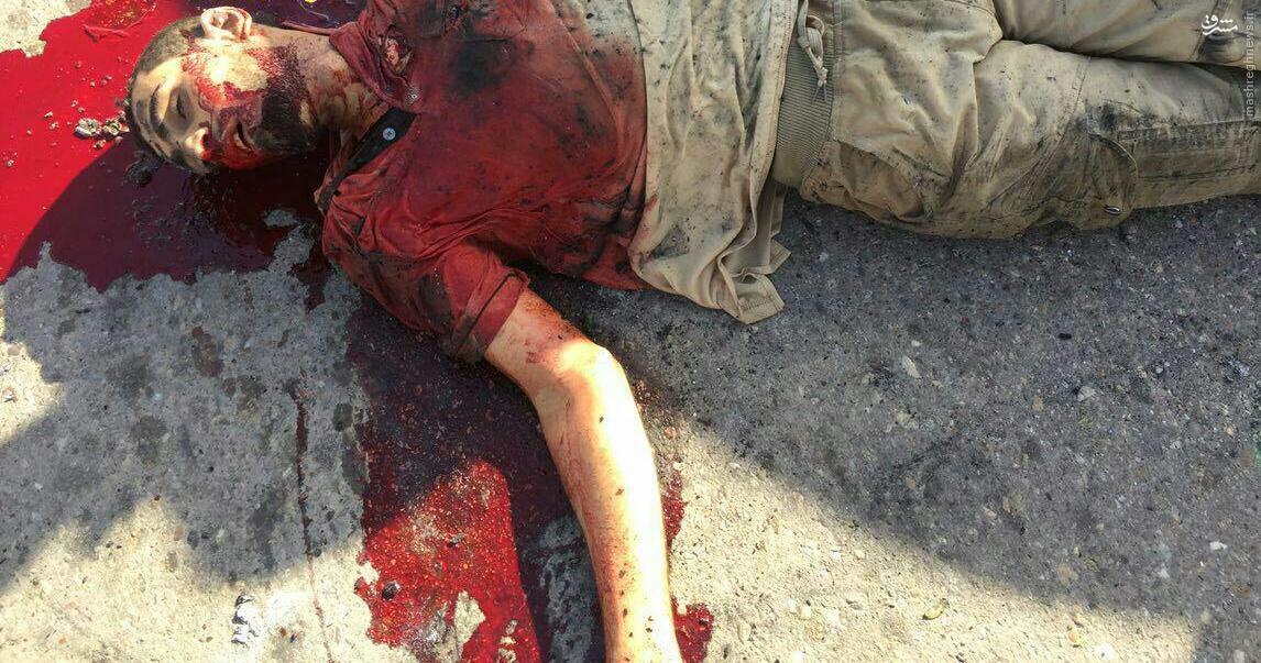 حکم توقیف خودرو الف - هلاکت انتحاری در کمین حشدالشعبی+تصاویر