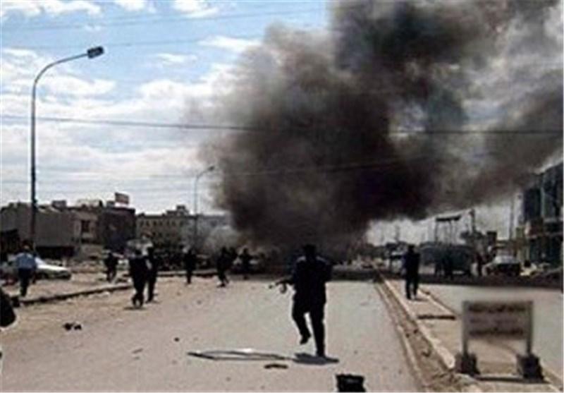9 کشته و 23 زخمی در جدیدترین انفجارهای انتحاری بغداد