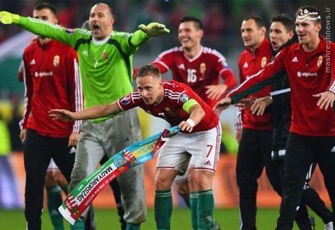 معرفی تیمهای حاضر در یورو 2016؛ مجارستان