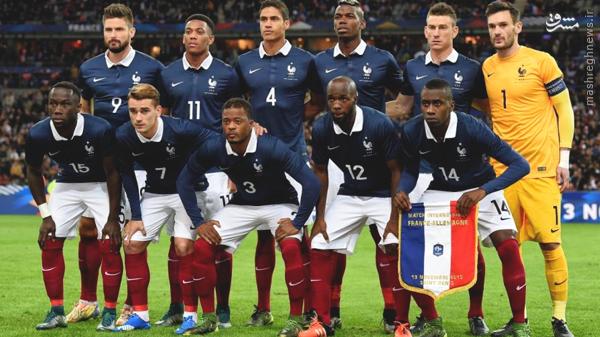 10 ستاره احتمالی فرانسه در یورو 2016 +عکس و جدول عملکرد