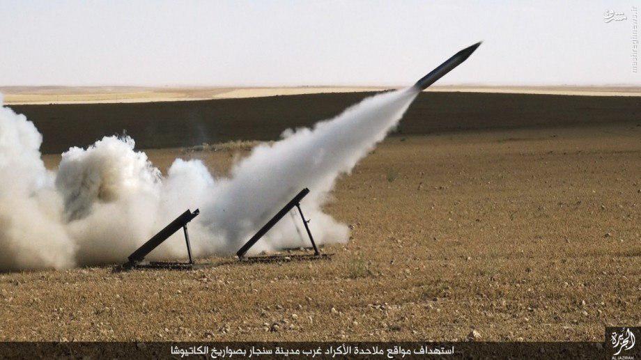 حمله داعش به سنجار عراق+عکس