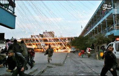 هذیان گویی سخنگوی عرب زبان ارتش اسراییل+عکس