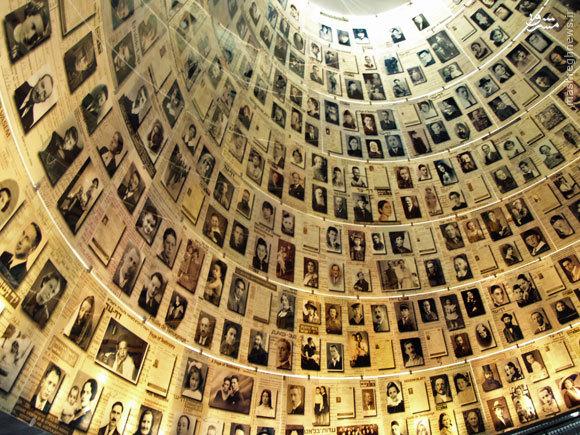 منکران هولوکاست در اروپا باید شستوشوی مغزی شوند +فیلم و عکس
