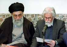 سبزواری با انقلاب زیست و برای اسلام و انقلاب سرود و وفادارانه در کنار انقلاب ماند