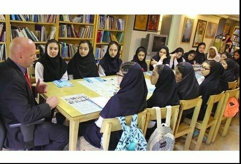 پروژه ویژه نفوذ این بار برای کودکان و نوجوانان ایران +تصاویر