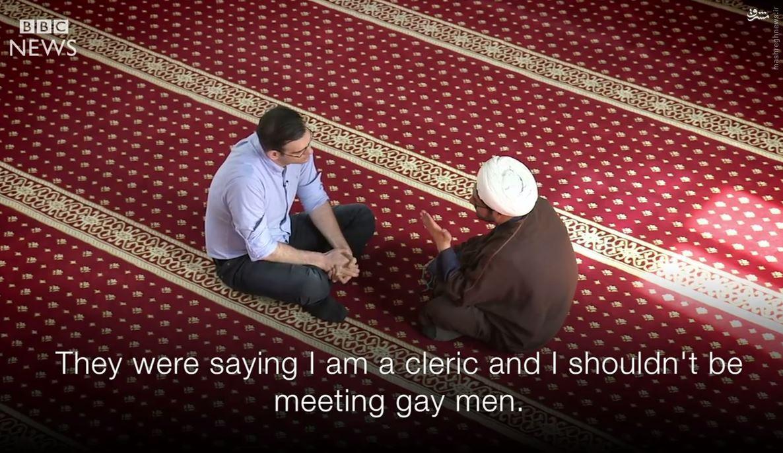 مستند بیبیسی از روحانیت مطلوب انگلیس رونمایی کرد + عکس