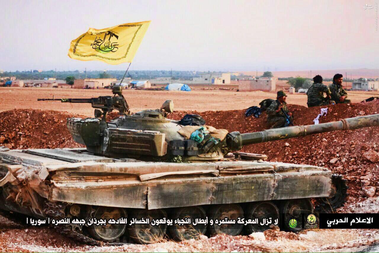 ارتش سوریه در 5 کیلومتری طبقه/تشدید درگیری ها در قراصی حلب/فاز جدید بحران در منطقه در پی تلاش برای تجزیه شمال سوریه توسط مزدوران آمریکا