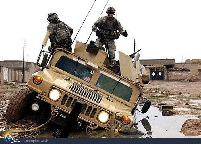 نیروی قدس سپاه چگونه عراق را از دست آمریکا درآورد /// آماده