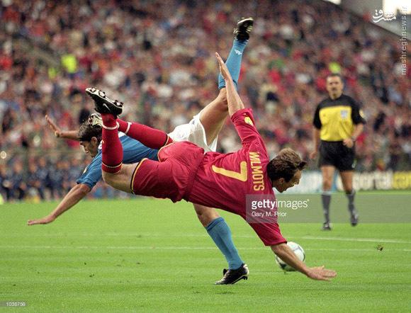 خاطره تلخ سرمربی بلژیک از کونته/ مارک ویلموتس، مغلوب مقابل سرمربی ایتالیا +عکس و فیلم