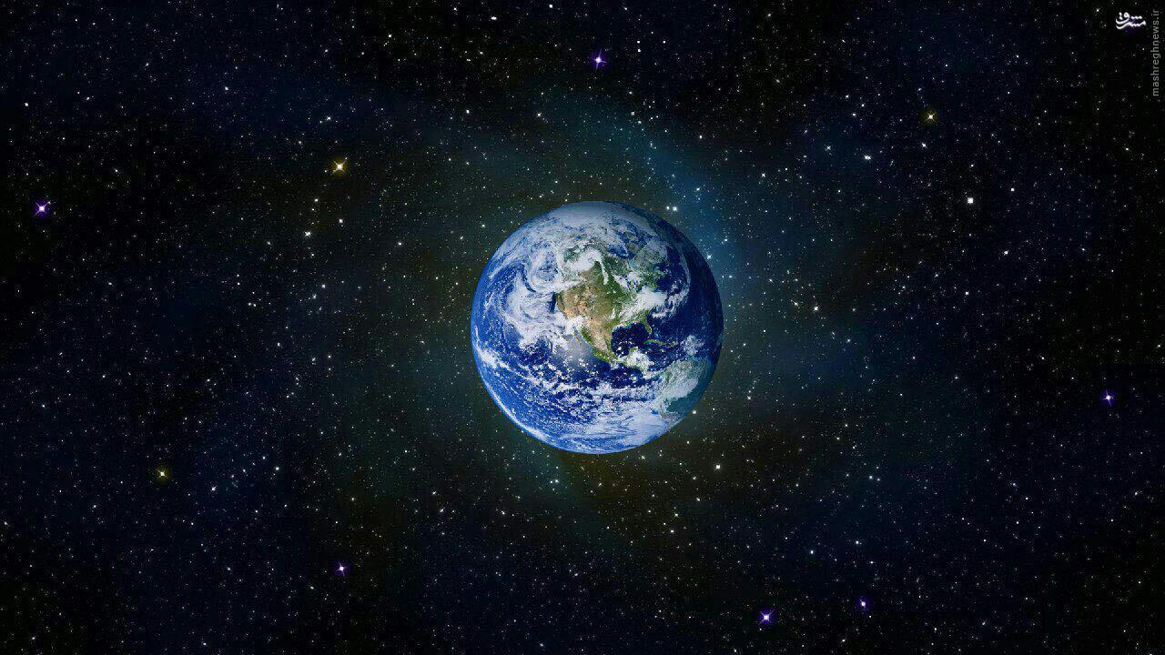 عکس/ تصویر بی نظیر ناسا از کره زمین
