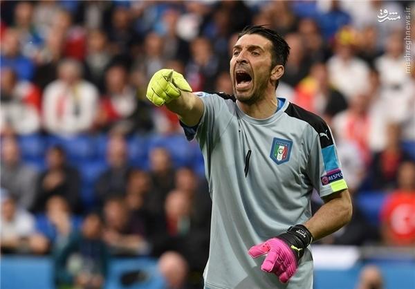 پیروزی با ارزش ایتالیا مقابل بلژیک