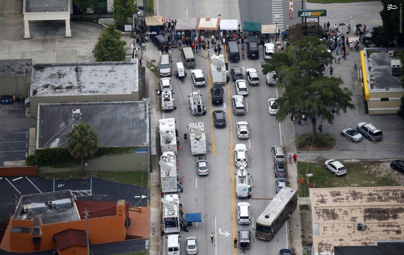 پرونده اورلاندو، 36 ساعت پس از کشتار بیسابقه + تصاویر