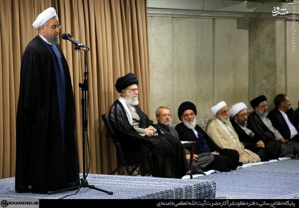 اگر طرف مقابل برجام را پاره کند ما آن را آتش میزنیم/ بحث بر اصل موجودیت جمهوری اسلامی است و با مذاکره حل نمیشود
