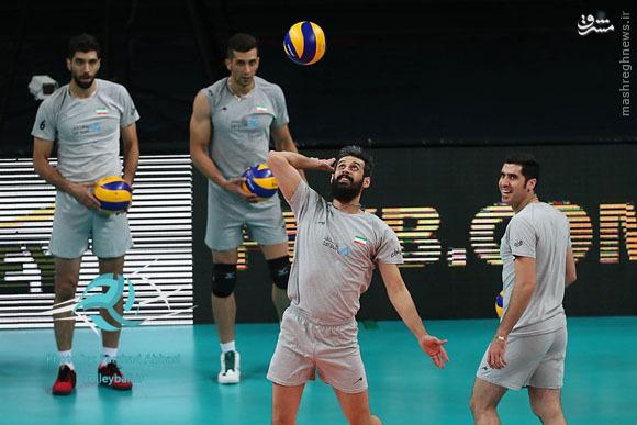 حمیدی: لیگ جهانی بهترین فرصت برای جوانگرایی و آینده نگری در والیبال بود