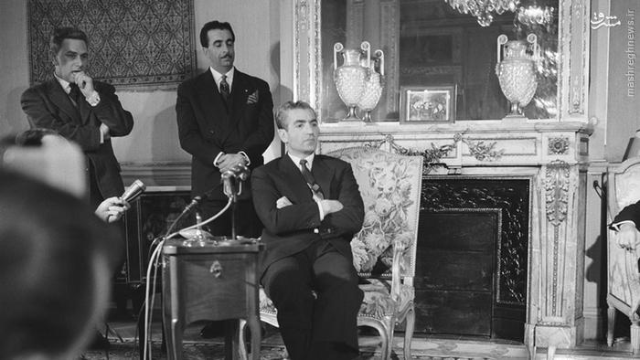 میهمانان خصوصی دربار پهلوی چه کسانی بودند