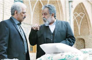 آسمان ريسمان بافتن «برادر» ایرانی براي تبليغ برنج هندی!