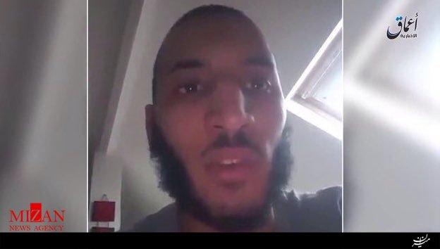رسانه داعش تصویر عامل حادثه خونین حومه پاریس را منتشر کرد