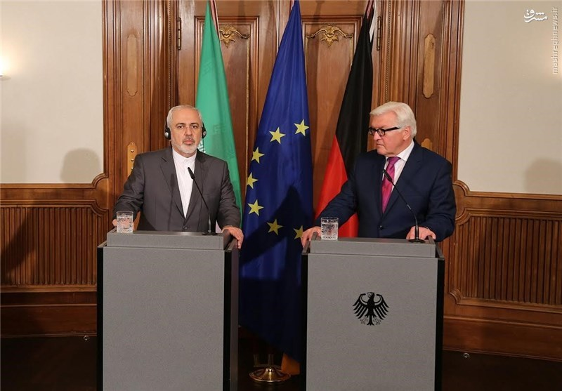 افطاری وزیر خارجه آلمان برای ظریف+عکس