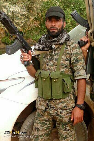شهید مدافع حرم در رفسنجان تشیع می شود+عکس
