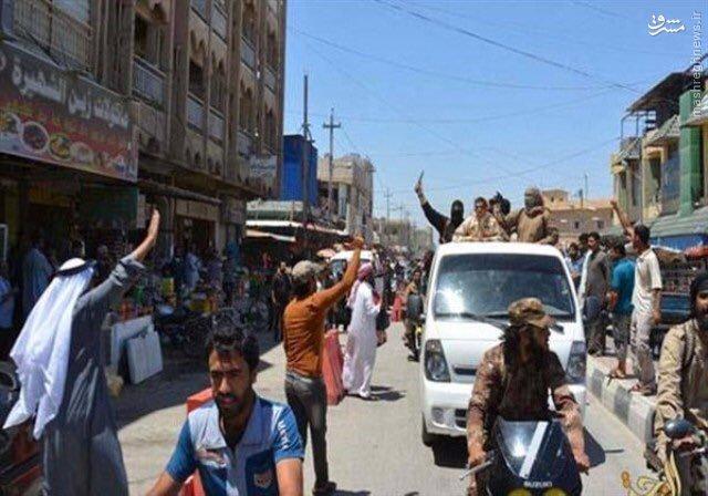 دستگیری داعشی معروف در حین فرار از فلوجه+عکس