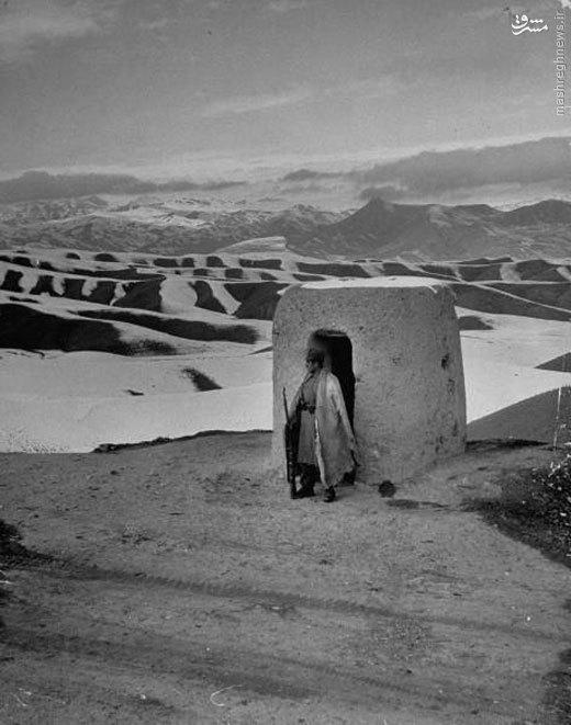 عکس کمتر دیده شده از مرزبان ایرانی در سال 1332