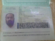 کشف ویزای ایران از سرکرده کشتهشده طالبان در خودروی منهدم شده!