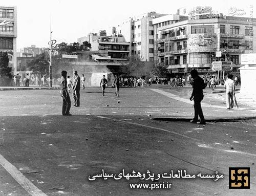 عکس/ منافقین در خیابانهای تهران