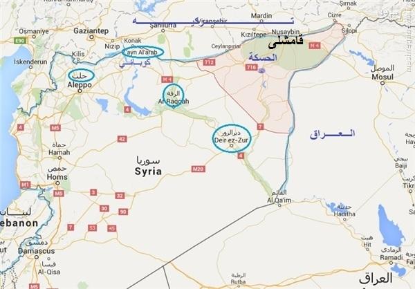 انفجار انتحاری در قامشلی سوریه+عکس