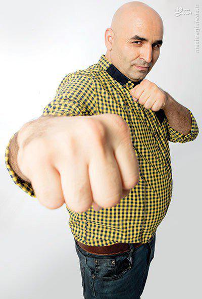 علی مسعودی: از ژیان پدرم، پول یک بنز را در آوردم!/من شبیه پیرزنها هستم
