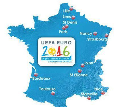 نتایج یورو 2016 ساعت بازی های یورو 2016 جدول یورو 2016 برنامه یورو 2016 به وقت ایران برنامه و نتایج جام ملت های اروپا اخبار فرانسه