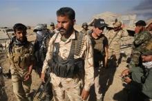 فیلم/ شادمانی مردم فلوجه از فرار داعش