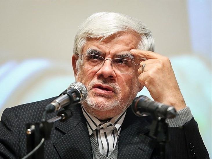 عارف انتحار میکند یا انصراف میدهد؟/ دوستی خالهخرسه اصلاحطلبان با کاندیدای بدلی