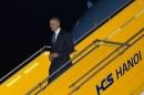 اولین رئیسجمهور آمریکا در هیروشیمای زخمخورده