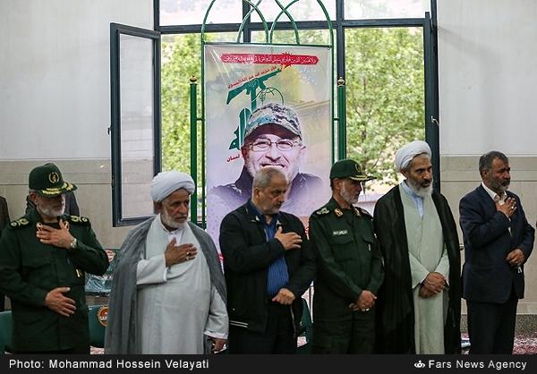 بزرگداشت «پسر خَلده» در ارتفاعات شمال تهران +تصاویر