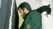 عکس/ شهید«خان طومان» در قبرِ «شهید گمنام»