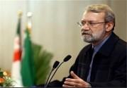 از شوخی لاریجانی با خبرنگاران تا حل نشدن مشكل ميكروفن در ايران