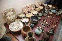 عکس/ کشف عتیقه های ۳۵۰۰ ساله در اندیمشک