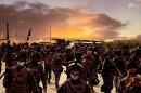 آغاز رسمی عملیات بازپسگیری فلوجه/ شلیک صدها موشک به مواضع داعش/ پیشروی رزمندگان در محورهای شرقی و غربی شهر + تصاویر، فیلم و نقشه