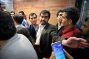 عکس/ استقبال از شهاب حسینی و اصغرفرهادی در فرودگاه امام