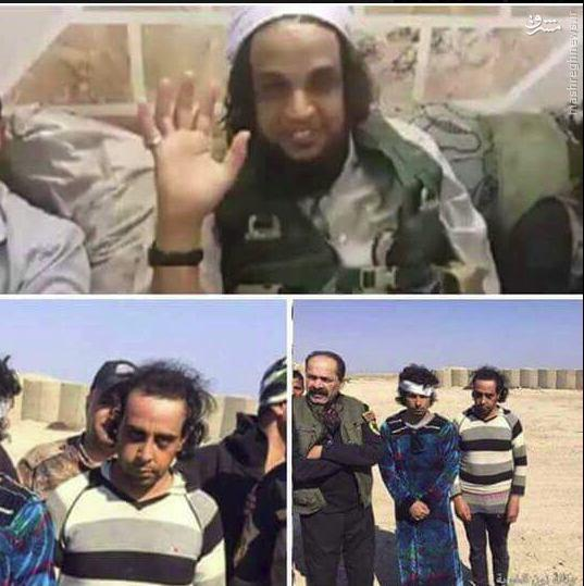 دستگیری داعشی عامل خرید و فروش برده+فیلم و عکس