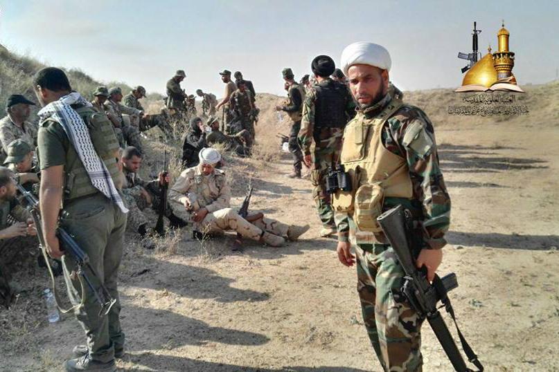 حضور فعال روحانیون عراقی در آزادسازی فلوجه