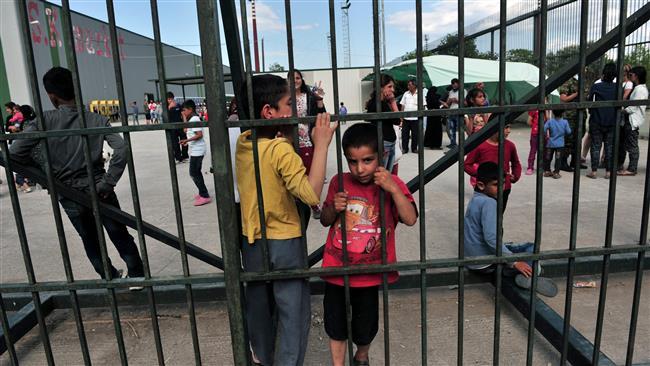 نگرانی جدی سازمان ملل از شرایط پناهجویان در یونان