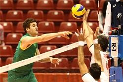 نتیجه زنده و لحظه به لحظه والیبال ایران - استرالیا