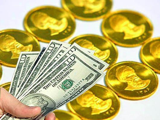 کوچ سکه و دلار به دامنه جدید