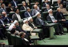 عکس/ مراسم افتتاحیه مجلس دهم شورای اسلامی