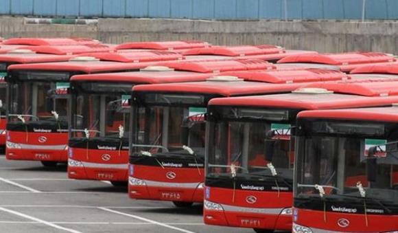 اتوبوسهای هیبریدی در راه خیابانهای پایتخت
