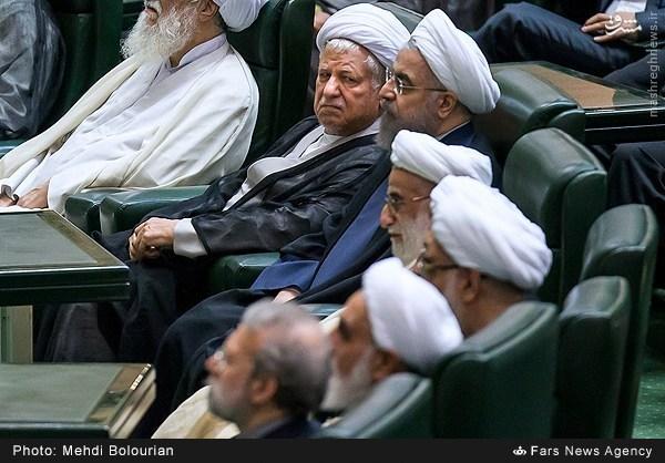 عکس/ نگاه سیاسی در مجلس