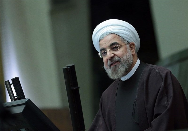 قرائت پیام رهبر انقلاب توسط حجتالاسلام گلپایگانی/ روحانی: امسال به تورم تکرقمی و رشد 5 درصدی میرسیم